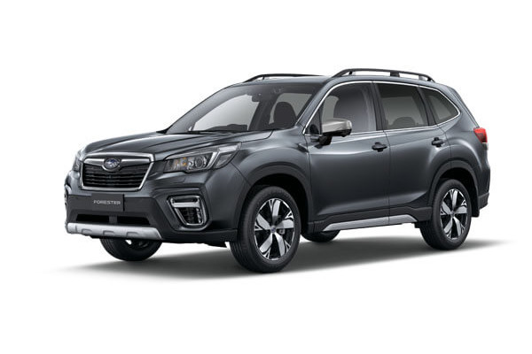 Subaru Forester 2.5i-S S5