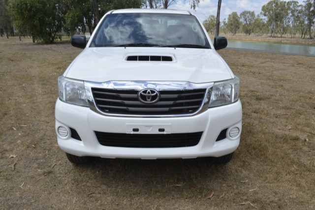 2015 Toyota HiLux SR