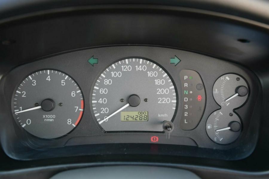 1998 Mitsubishi Lancer CE GLi Sedan Image 16