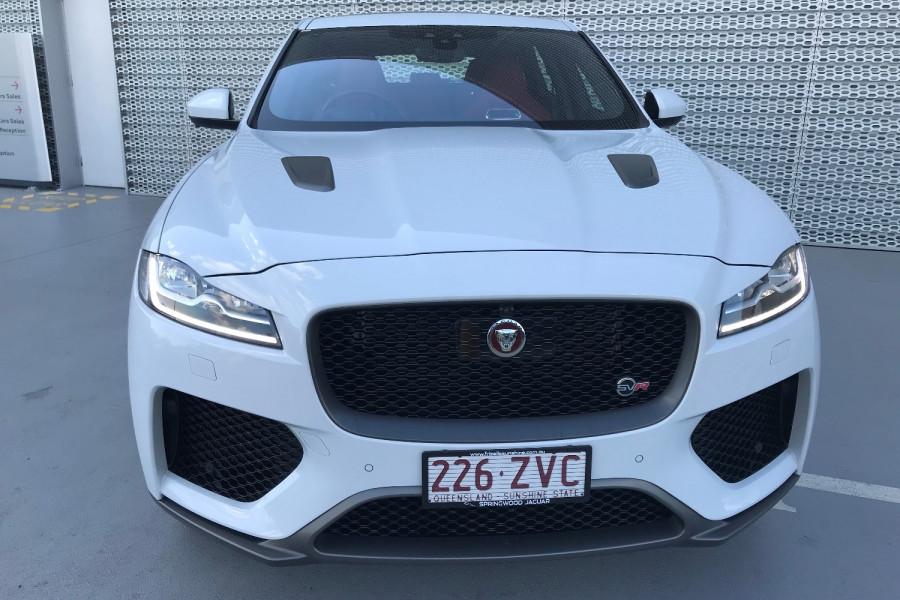 2019 Jaguar F-pace X761 MY19 SVR Suv