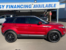 2013 MY13.5 Land Rover Evoque Td4 L538  TD4 Pure TD4 - Pure Tech Wagon