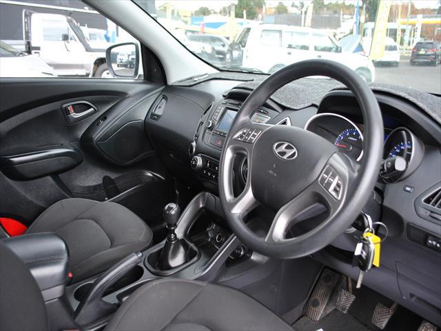 2014 Hyundai ix35 LM3  Active Wagon