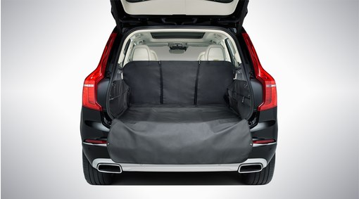 Full-cover dirt cover for load compartment