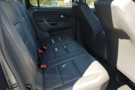 2014 Volkswagen Amarok 2H  TDI420 Trendline Utility