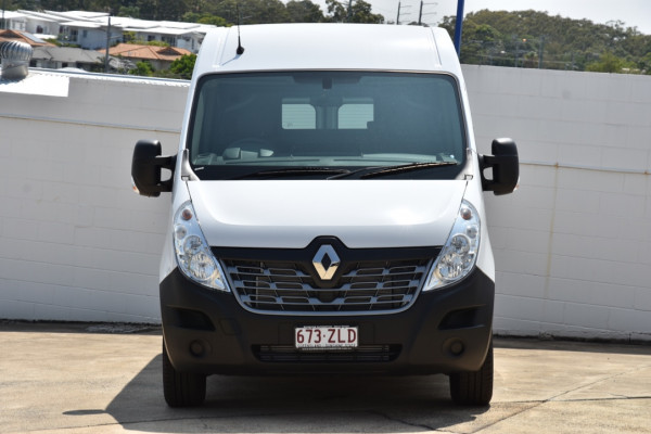 2019 Renault Master MWB L2H2 2.3L T/D 120kW 6Spd Manual Van Image 2