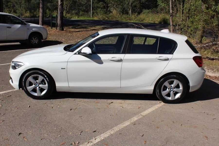 2016 BMW 1 Series Image 5
