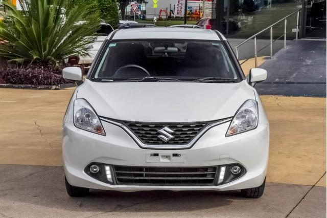 2017 Suzuki Baleno EW GL Hatchback Image 4
