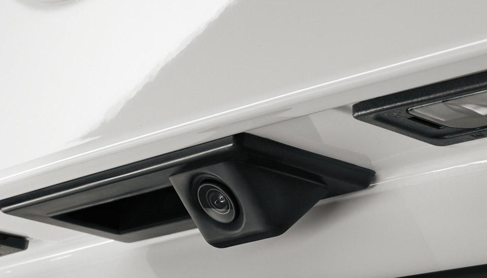 Fabia Rear View Camera