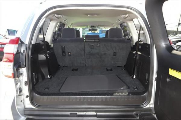 2014 Toyota Landcruiser Prado KDJ150R MY14 GXL Suv Image 4