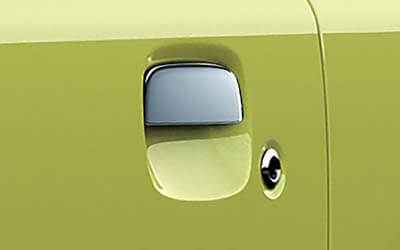 "<img src=""Door Handle Garnish Chrome"