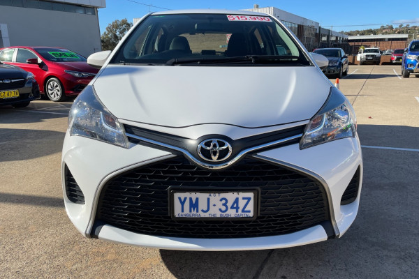 2016 MY15 Toyota Yaris NCP130R Ascent