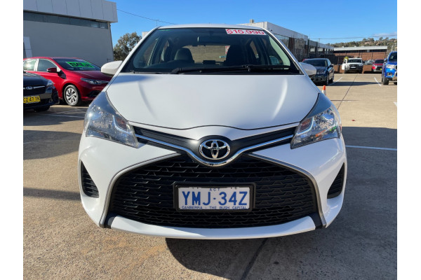 2016 MY15 Toyota Yaris NCP130R Ascent Image 2