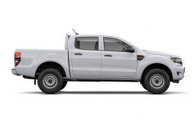 2021 MY21.75 Ford Ranger PX MkIII XL Double Cab Utility Image 3