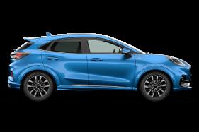 2020 MY21.25 (under construction) Ford Puma JK ST-Line V Suv Image 2