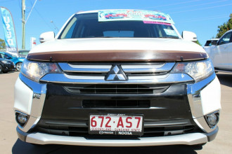 2015 MY16 Mitsubishi Outlander ZK XLS 2WD Suv Image 3