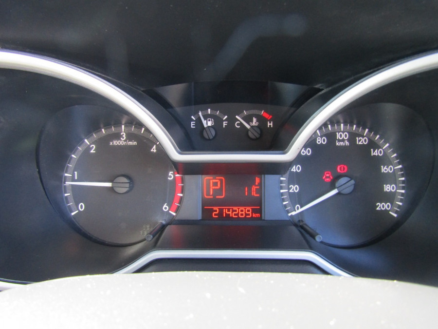 2012 Mazda BT-50 UP0YF1 GT Utility Image 14