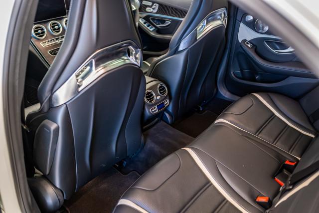 2016 MY07 Mercedes-Benz C-class W205  C63 AMG S Sedan Image 20