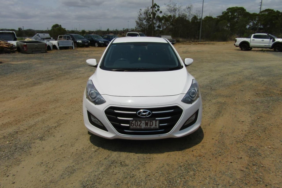 2015 Hyundai I30 GD3 SERIES II MY16 ACTIVE Hatchback