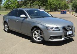 Audi A4 TDI B7