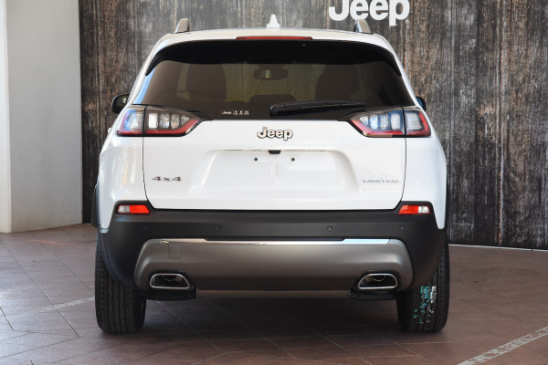 2019 Jeep Cherokee KL Limited Suv Image 4