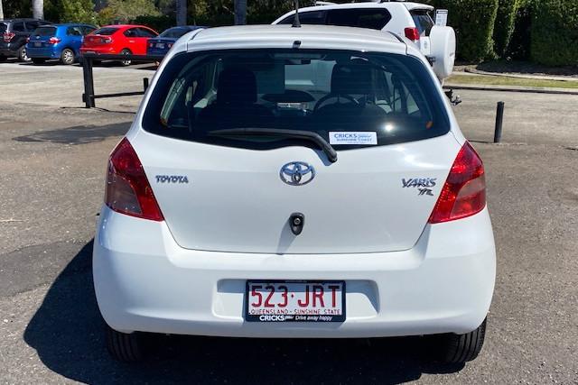 2006 Toyota Yaris YR