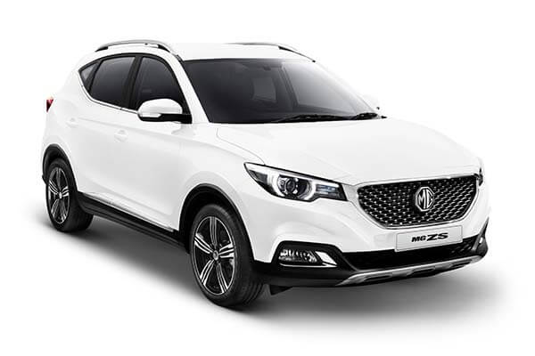 2018 MY19 MG ZS AZS1 Excite Suv