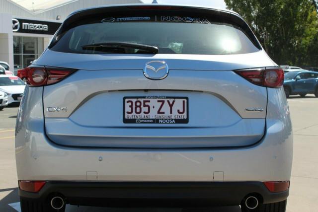 2020 Mazda CX-5 KF2W7A Maxx Sport Suv Mobile Image 8