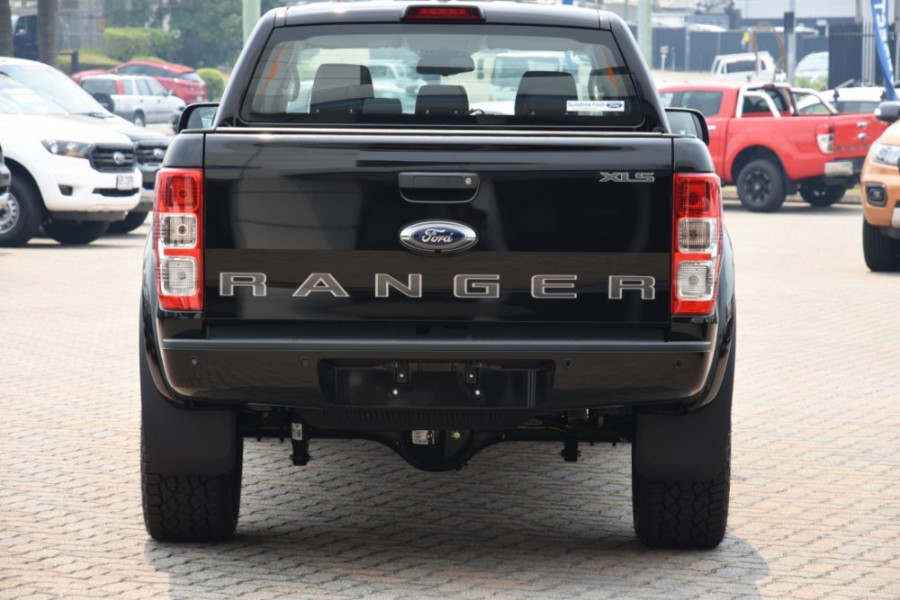 2019 MY19.75 Ford Ranger PX MkIII 4x4 XLS Double Cab Pick-up Ute Image 4