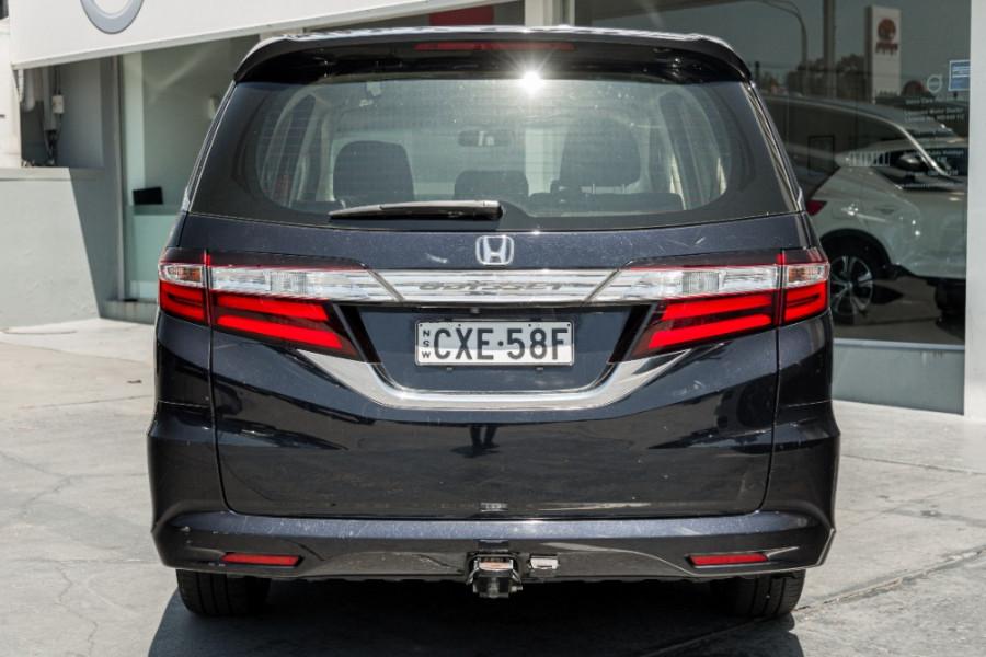 2014 Honda Odyssey VTi