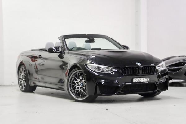 BMW M4 M- F83 Competition Conv