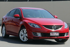 Mazda 6 Classic GH1051 MY09
