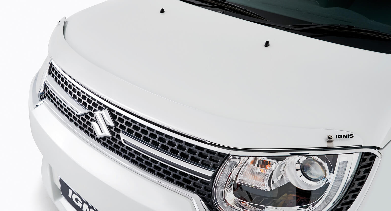 Ignis - Bonnet Protector, Clear