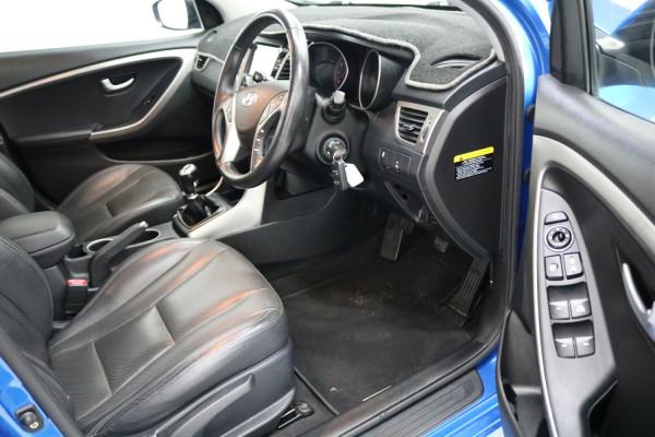 2016 Hyundai I30 GD4 SERIES II MY16 ACTIVE X Hatchback Image 4