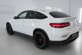 2018 Mercedes-Benz C Class M-AMG GLC63 S Coupe Image 4
