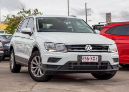 Volkswagen Tiguan 110 TSI Trendline 5NA MY18