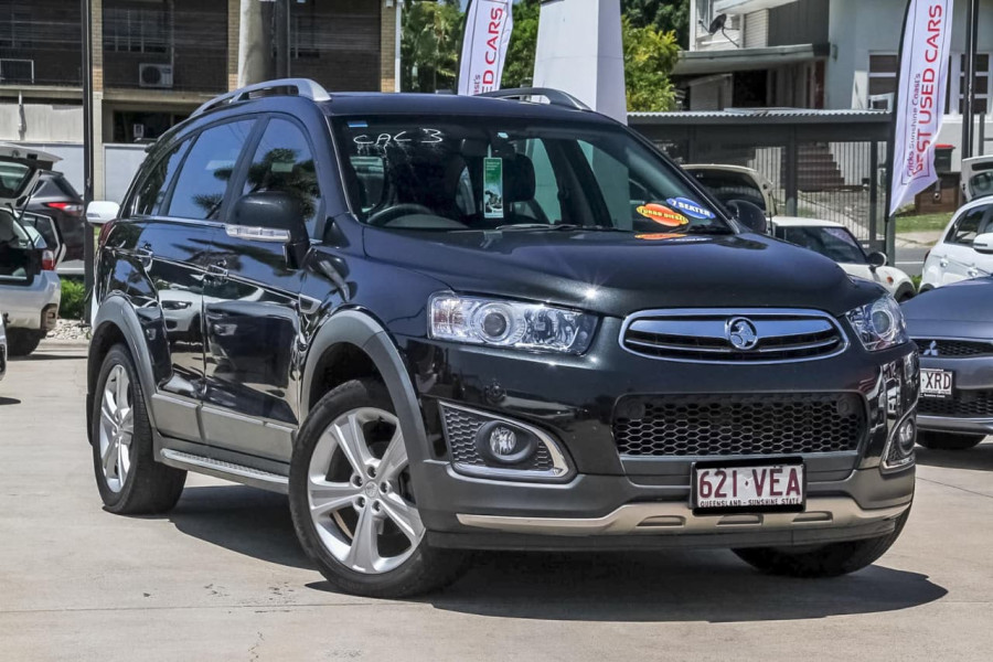 2014 Holden Captiva CG 5 Wagon