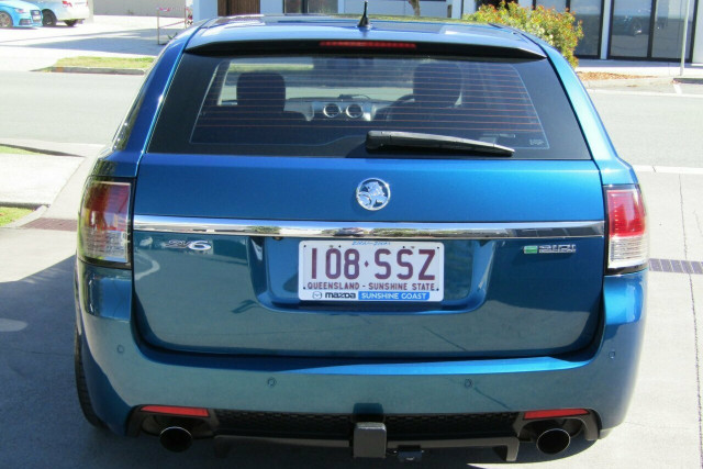 2012 MY12.5 Holden Commodore VE II MY12.5 SV6 Sportwagon Z Series Wagon Image 5