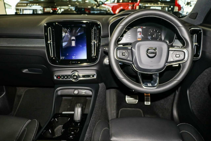 2019 Volvo XC40 XZ MY19 T5 AWD R-Design Suv