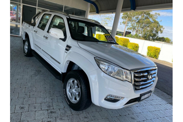 2016 Great Wall Steed Dual cab utility Image 4