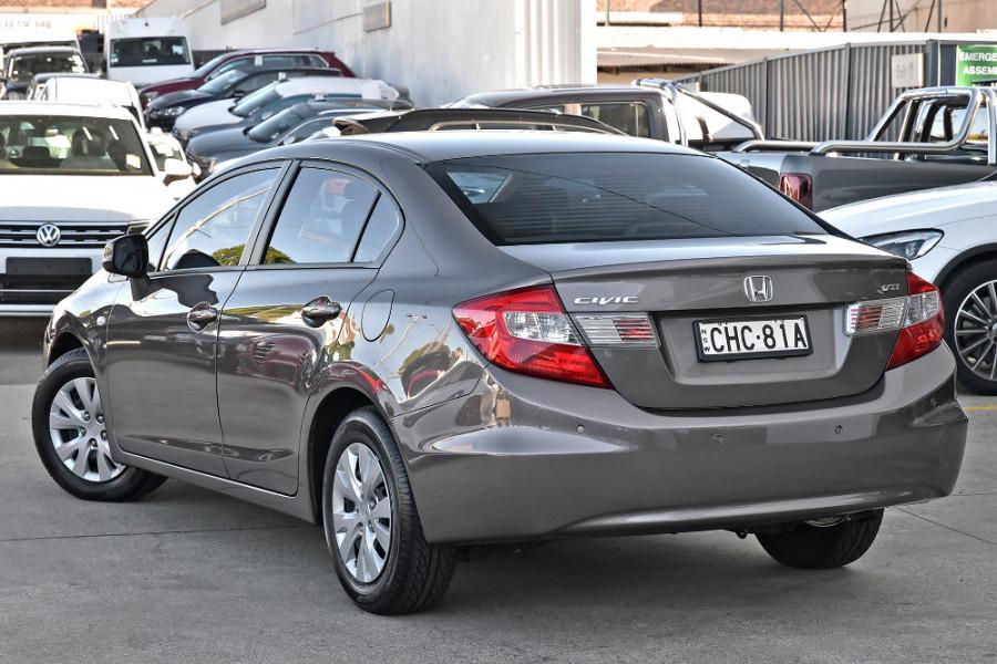 2012 Honda Civic VTi