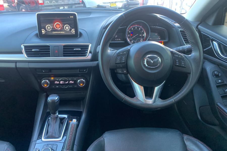 2015 Mazda 3 BM Series SP25 GT Sedan Sedan Image 11