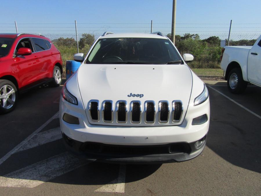 2014 Chrysler Cherokee KL LONGITUDE Wagon Image 2