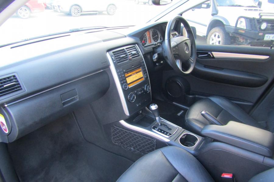 2010 MY11 Mercedes-Benz B-class W245  B200 Turbo Hatch Image 7
