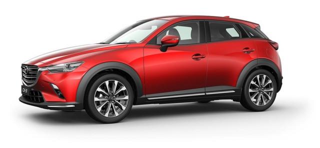2020 MY0  Mazda CX-3 DK sTouring Suv Mobile Image 23