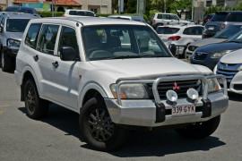Mitsubishi Pajero GLX NP