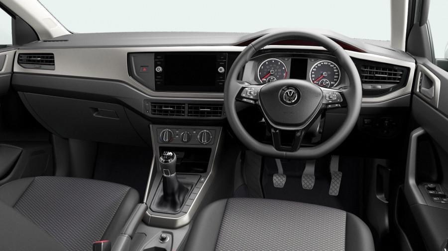 2020 MY21 Volkswagen Polo AW Comfortline Hatch Image 8