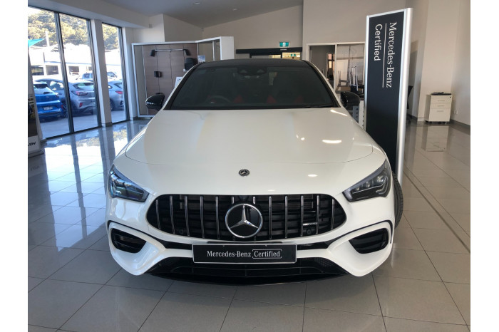 2019 Mercedes-Benz A Class C118 800MY CLA45 AMG Coupe