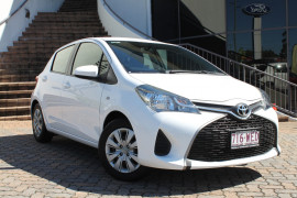 2015 Toyota Yaris NCP130R Ascent Hatchback