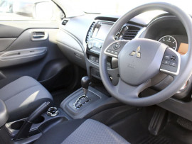 2017 Mitsubishi Triton MQ GLX Plus Double Cab Pick Up 4WD Utility