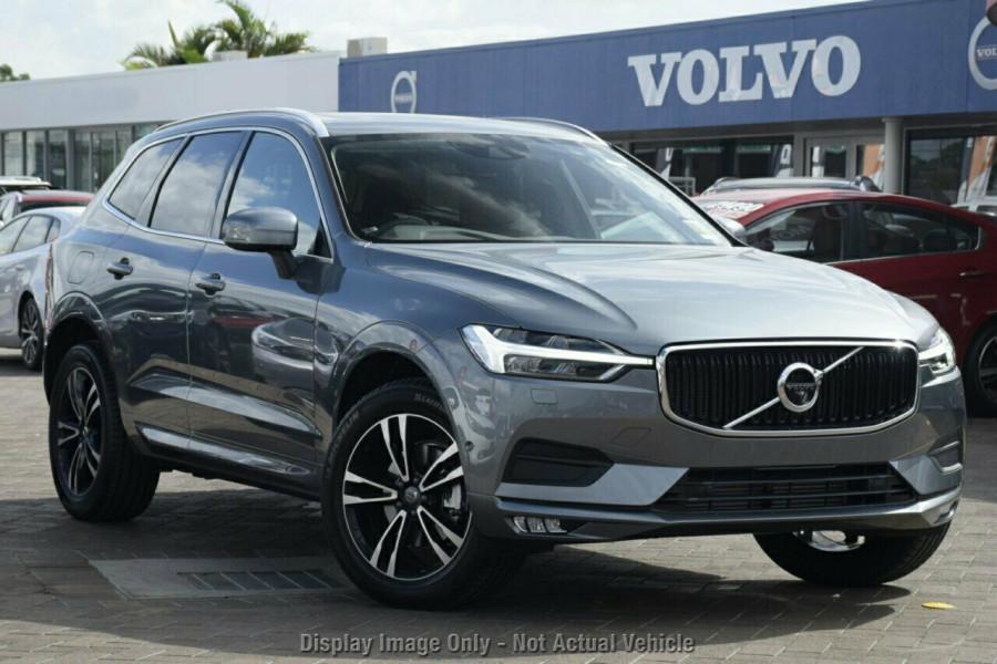 2018 MY19 Volvo XC60 UZ T5 AWD Momentum Wagon